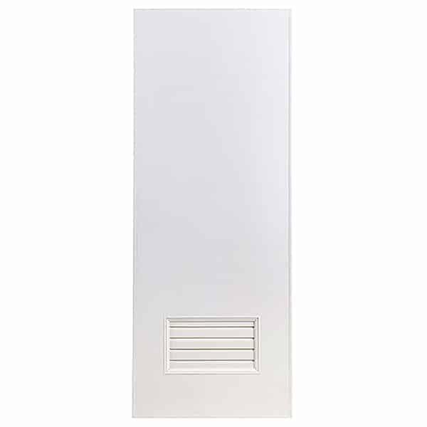 ประตูรุ่น BF02 สีขาว