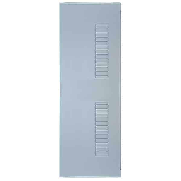 ประตูรุ่น BF04 สีเทา