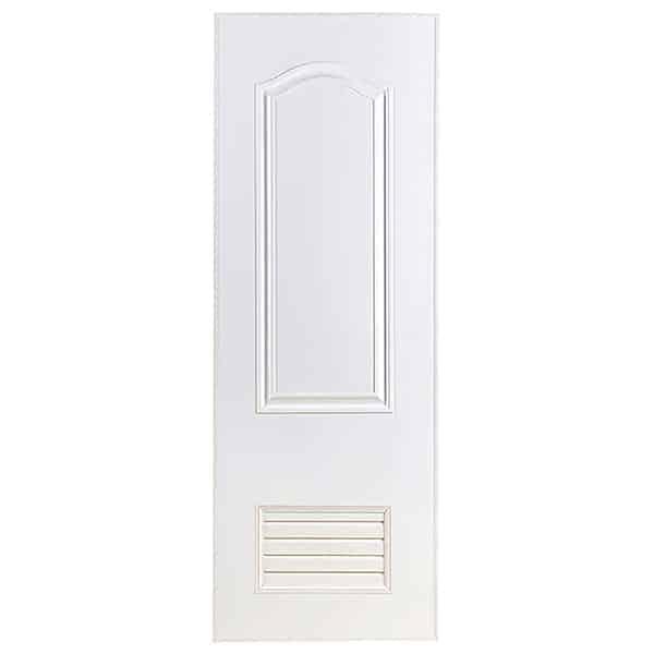 ประตูรุ่น BF22 สีขาว
