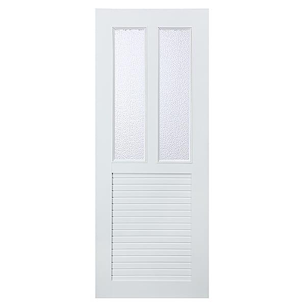 ประตู UPVC WC131-2