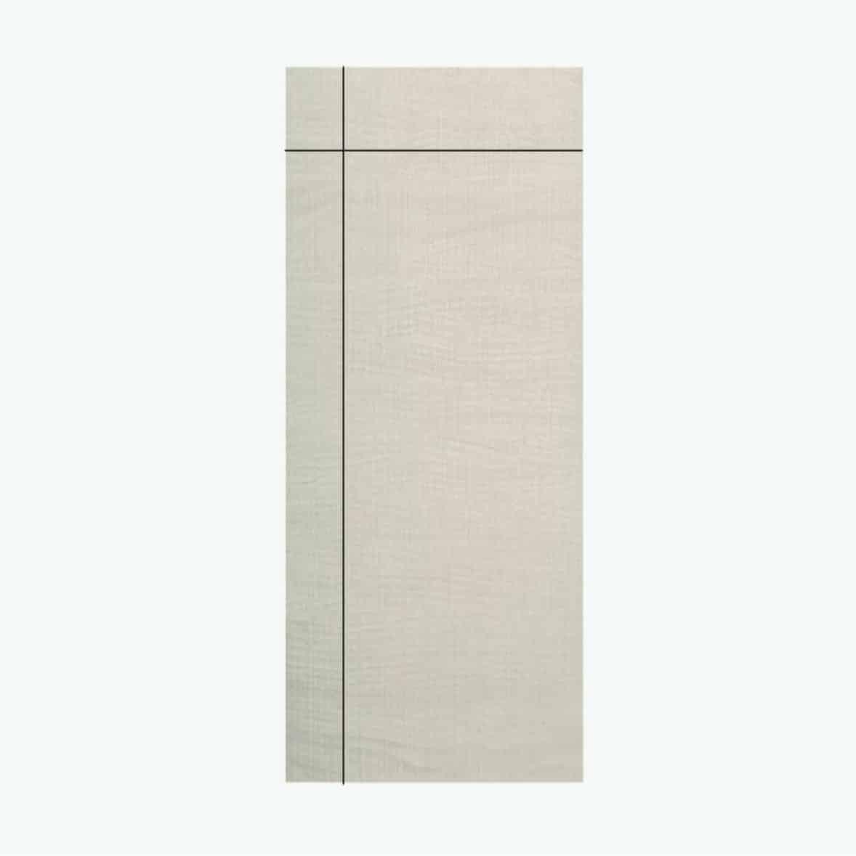 ประตู JFA 03 สีขาวงาช้าง